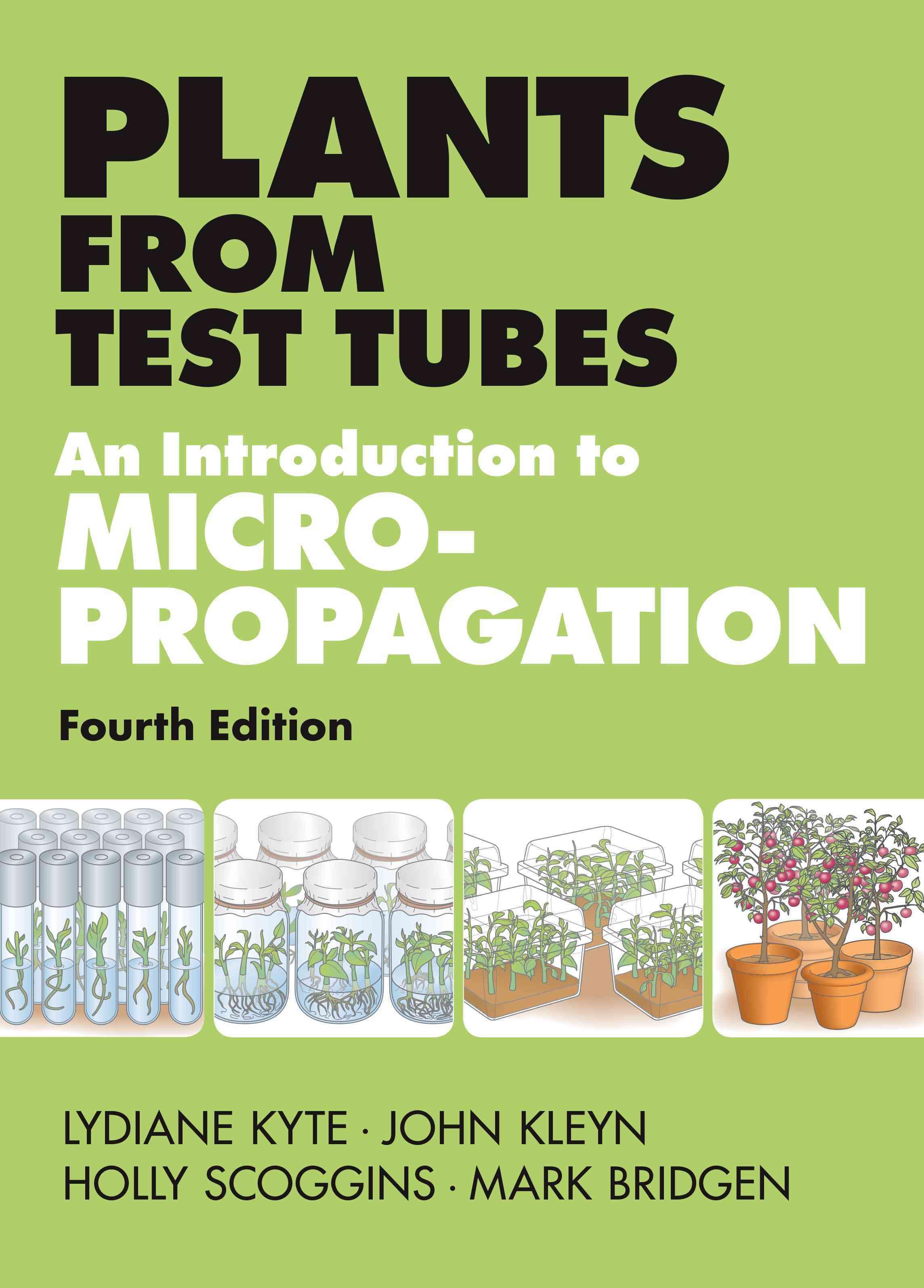 Plants from Test Tubes By Bridgen, Mark/ Scoggins, Holly